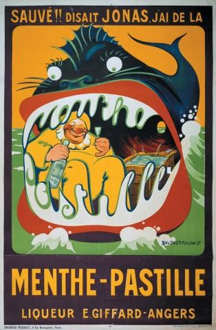 Jonas et la baleine : 1925, Baudrier Foucault