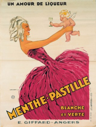 La robe rose : 1931, Dransy