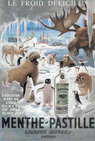 Le froid délicieux (la banquise) : 1965, Paul Grimault