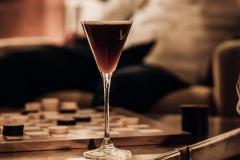 Expresso Martini au Logis Grey Goose