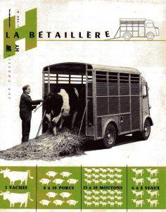 Le camion La gramière avant