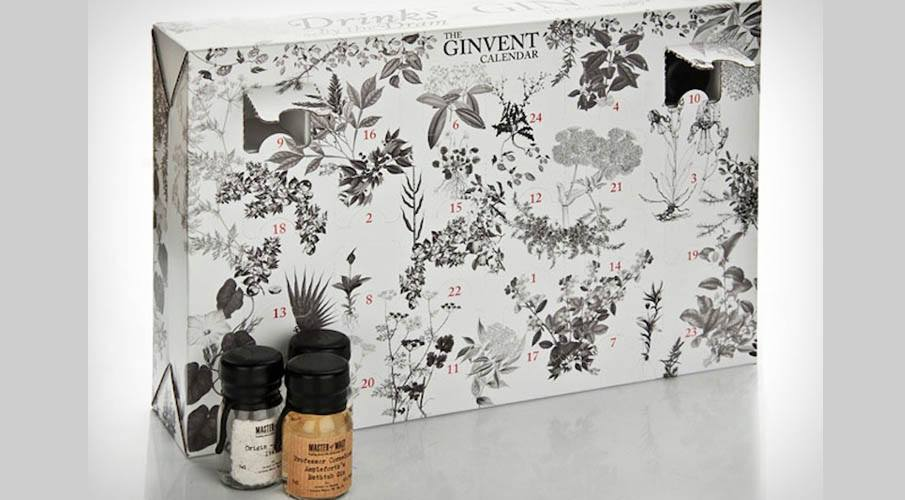 Ginvent Calendar