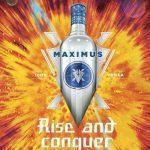 """Maximus Vodka : une campagne """"testosteronée"""""""