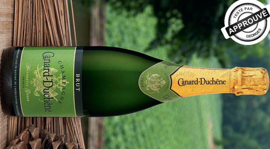 Canard Duchene Green
