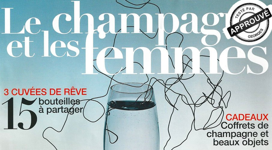 Champagne et les femmes