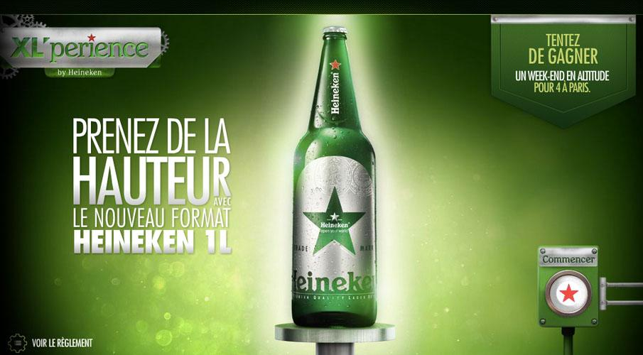 HeinekenXLPerience