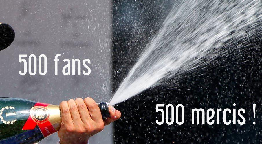 500 mercis