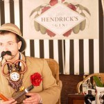 Finale de l'inusuelle et secrète Compétition Hendrick's 2013
