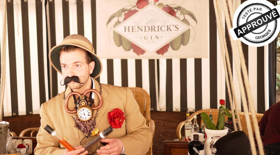 Hendricks Gin Compétition