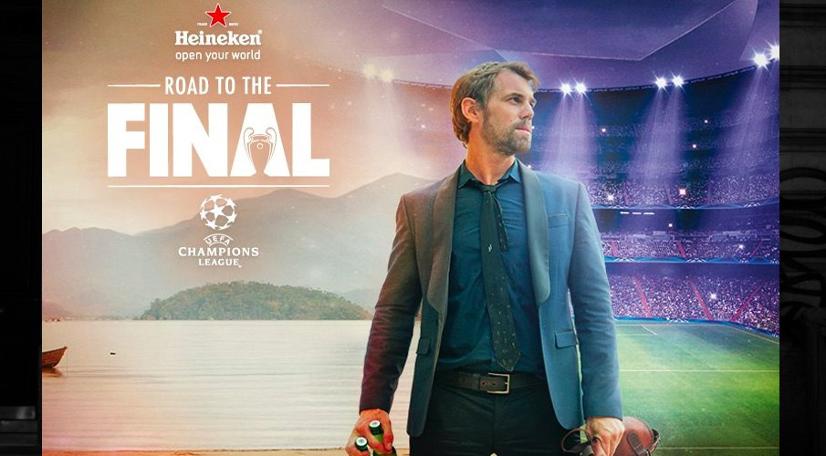 Heineken Road to final