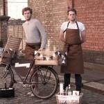 Demain votre gin sera servi à vélo