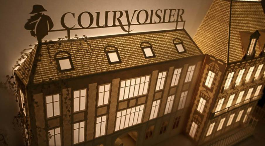 Courvoisier artpaper Alchimie