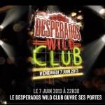 Desperados Wild Club : places à gagner !