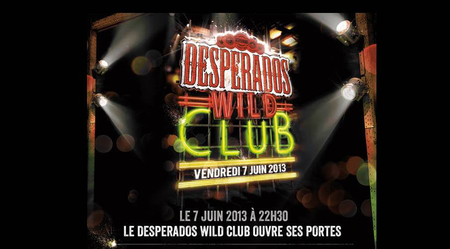 Desperados Wild Club
