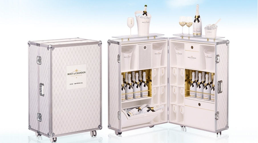 Moet Ice Imperial Malle 2013