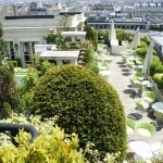 Terrasse Perrier Jouet Le Raphael
