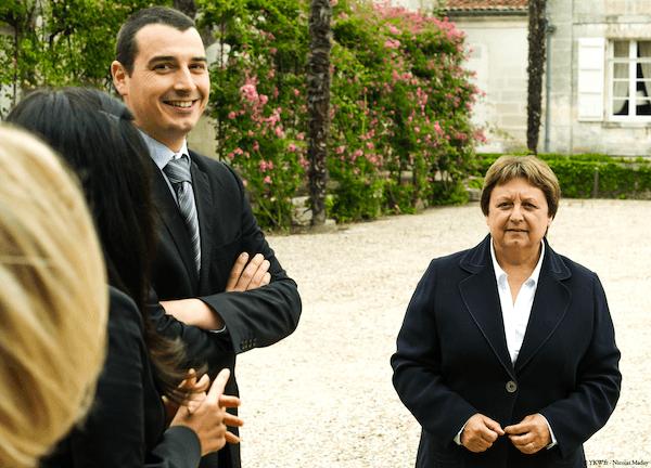 LOUIS XIII Pierrette Trichet