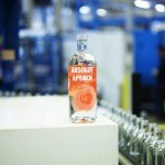 ABSOLUT Flavours redesign - PRODUCTION - APEACH 2 - ForGeorges