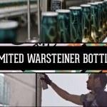 Warsteiner édition limitée 260 ans
