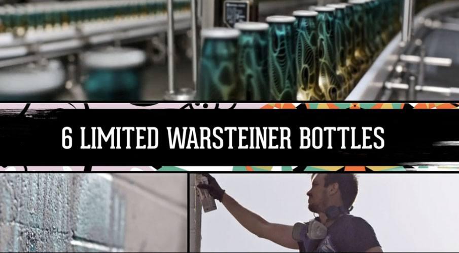 Edition limitée Warsteiner