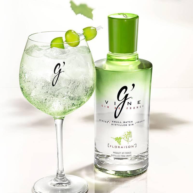 g vine gin de france