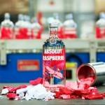 Absolut : nouveau design pour sa gamme aromatisée