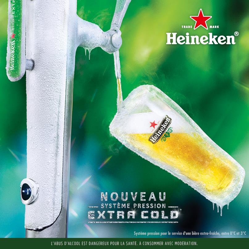 Extra Cold Heineken