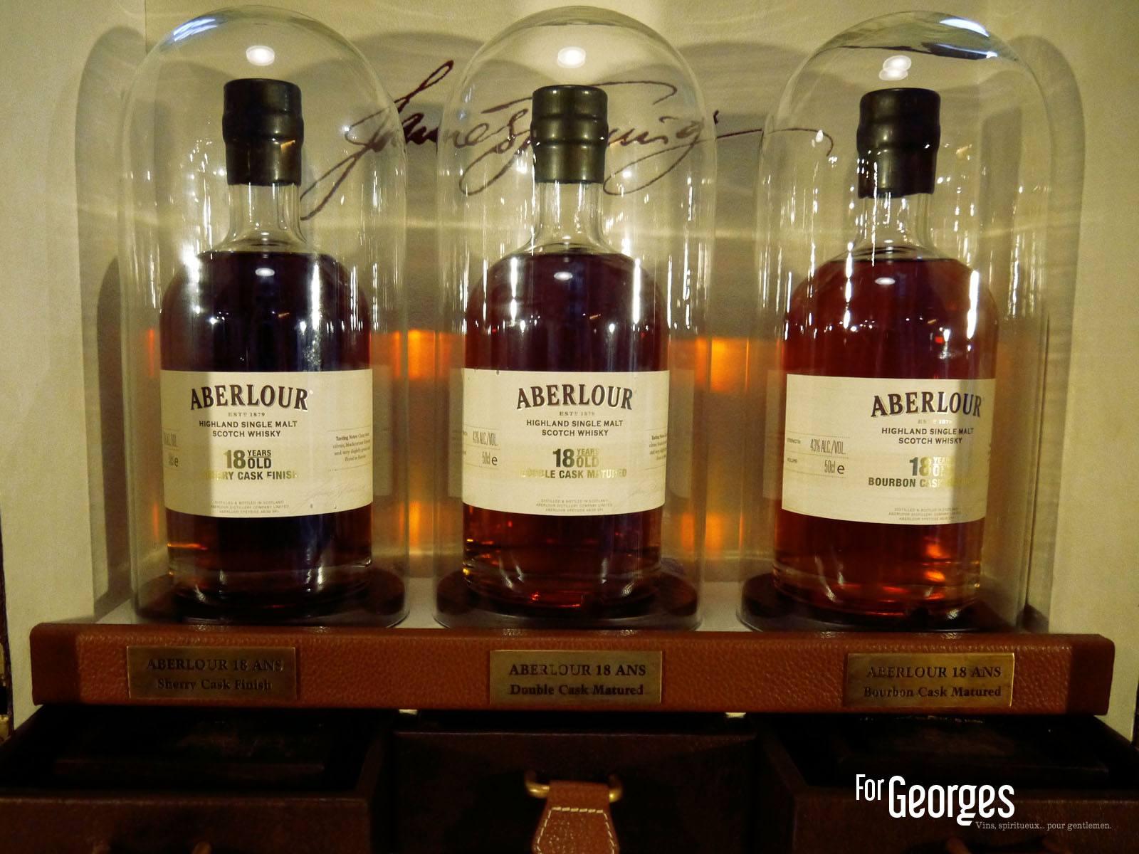 Aberlour Signature - Coffret 2013 - ForGeorges