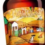Hennessy VS par Os Gemeos