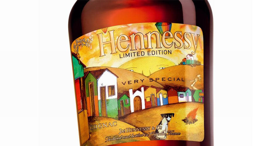 Hennessy Os Gemeos
