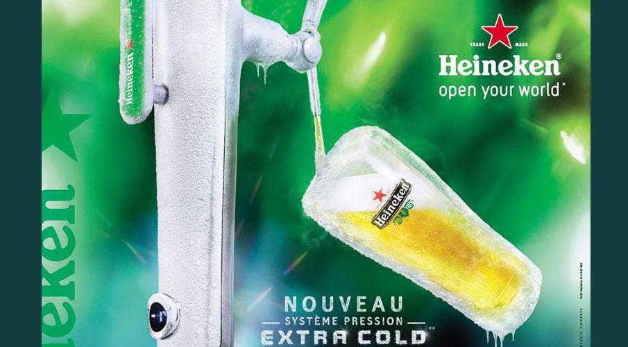 extracold Heineken