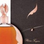 Plume de la maison de cognac Frapin