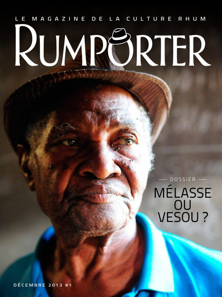 Couverture Rumporter 1