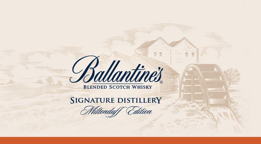 Ballantines 17ans signature