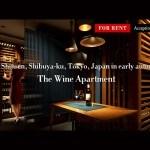 Des appartements pour les wine lovers !