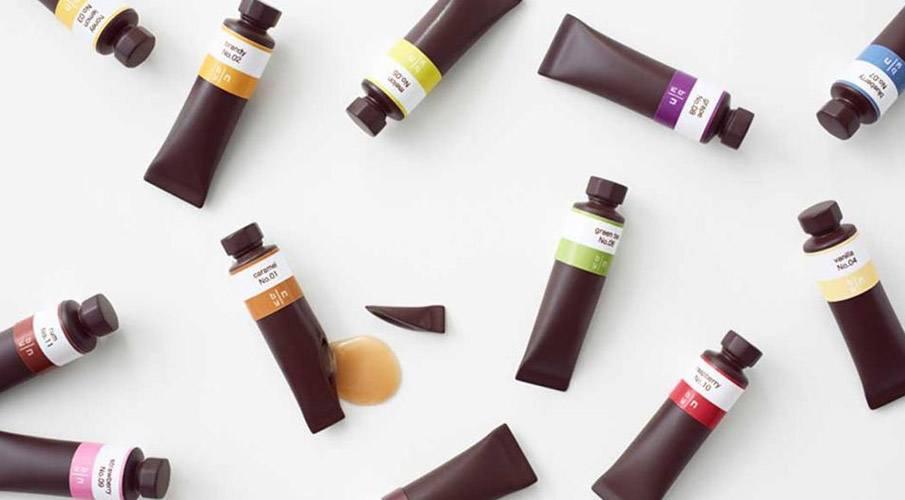 chocolat liqueur design