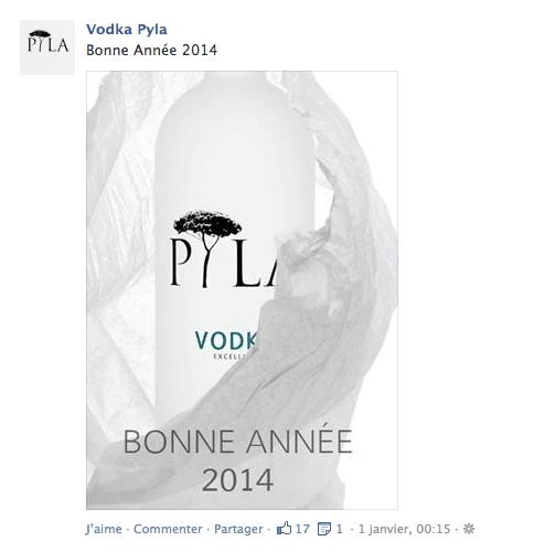 Vodka Pyla