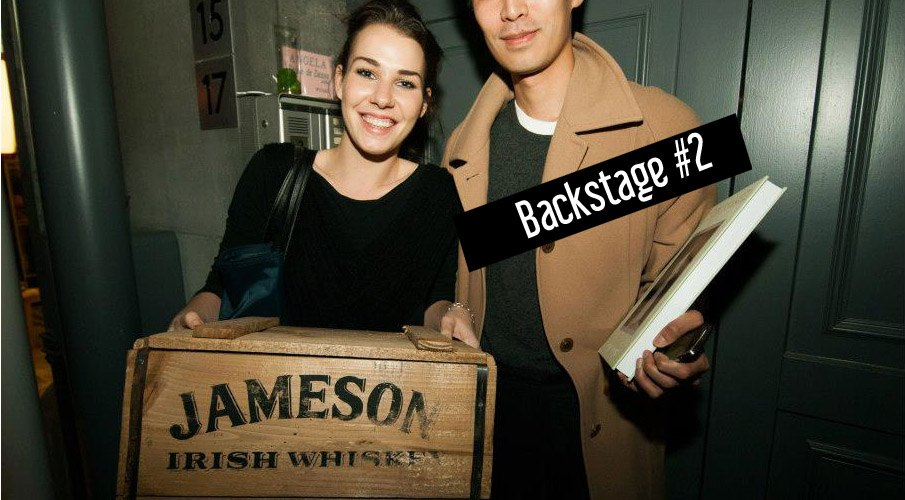 Backstage Jameson