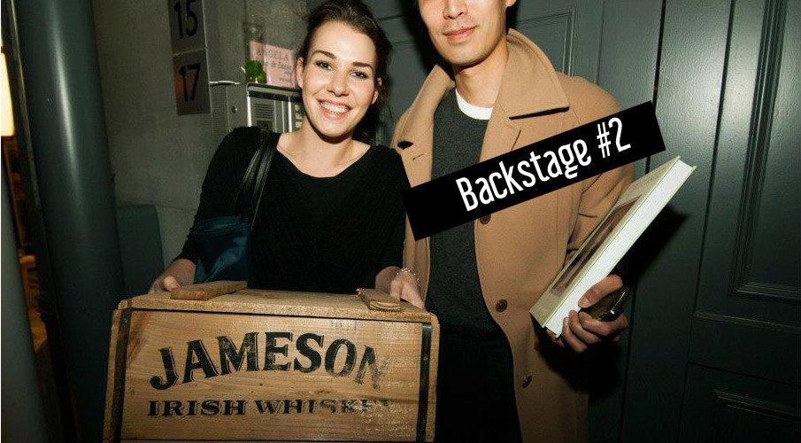 Backstage Jameson