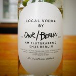 Our/Berlin : la vodka 100% berlinoise