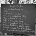 Saint Vincent 2014 – Saint Aubin – Bourgogne