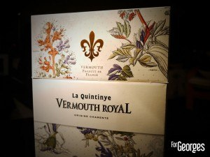 LA QUINTINYE VERMOUTH ROYAL - Vermouth - Forgeorges