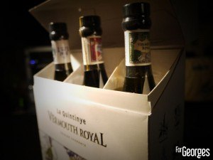 Vermouth - LA QUINTINYE VERMOUTH ROYAL