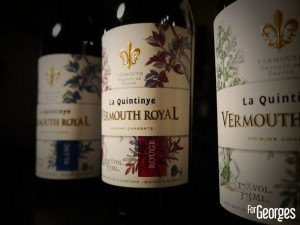 Vermouth - LA QUINTINYE VERMOUTH ROYAL - ForGeorges