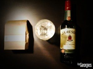 Jameson Coffee Shot ForGeorges