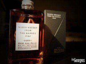 Nikka from the barrel - ForGeorges