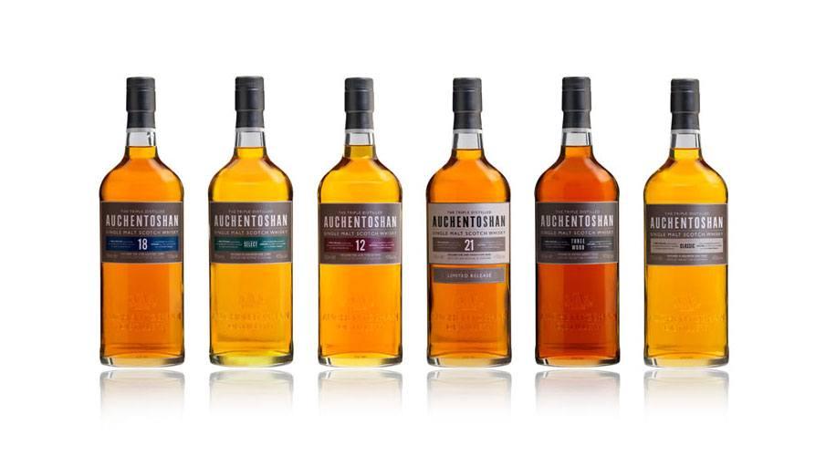 Auchentoshan-Whisky