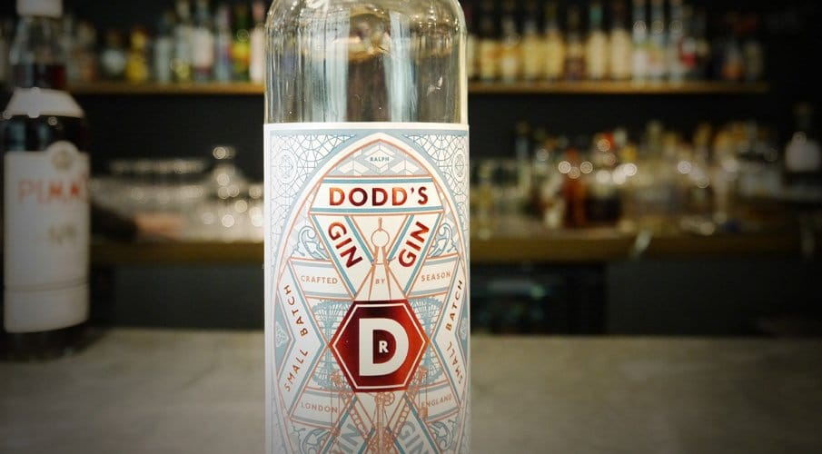 Dodds Gin Londres