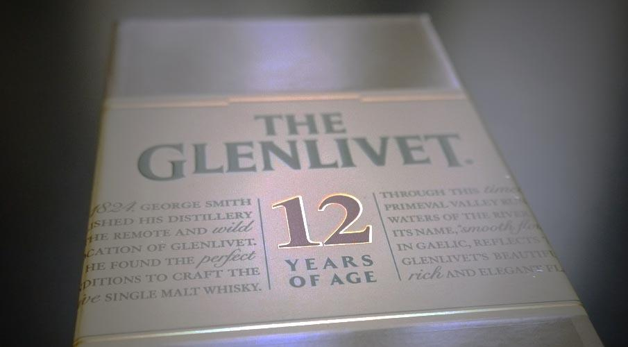 The Glenlivet 12 ans