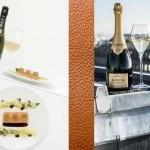 Du champagne et de la Gastronomie pour Möet & Chandon et Krug